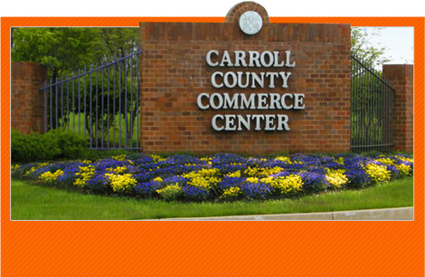 carroll county commerce center